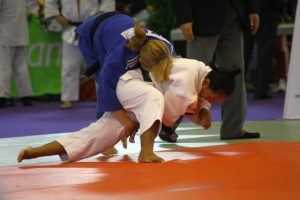 Judo, sport, judoka